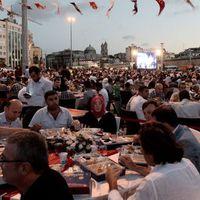 Nappali böjt / éjjeli finomságok - elkezdődött a Ramadán