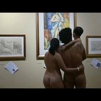 Naturista kiállítás Kolumbiában
