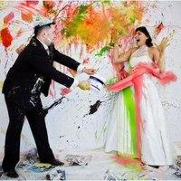 TRASH THE DRESS avagy Extrémitás esküvő után