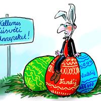 Húsvéti Nyúl.