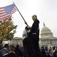 Anonymous az állami erőszakkal szemben