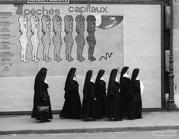 Hét főbűn  © René Maltête
