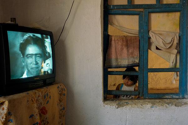 TV © Anzor Buharsky