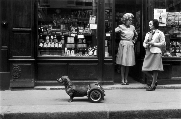 Robert Doisneau, Paris