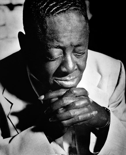 Art Tatum Los Angeles , 1955 © Herman Leonard