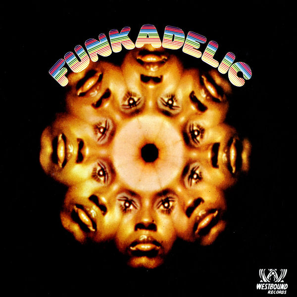Funkadelic - Funkadelic (1970)<br />'Mommy, What's a Funkadelic?'<br />'I Bet You' <br />'Music for My Mother'<br />'I Got a Thing, You Got a Thing, Everybody's Got a Thing'<br />'Good Old Music'<br />'Qualify and Satisfy'<br />'What Is Soul'<br />