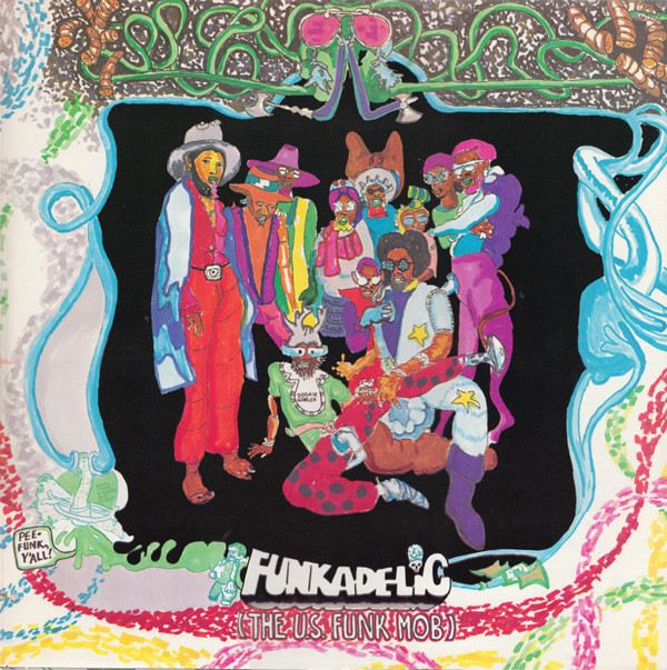 Funkadelic - Hardcore Jollies (1976)<br />'Comin' Round the Mountain'<br />'Smokey'<br />'If You Got Funk, You Got Style'<br />'Hardcore Jollies'<br />'Soul Mate'<br />'Cosmic Slop'<br />'You Scared the Lovin' Outta Me'<br />'Adolescent Funk'