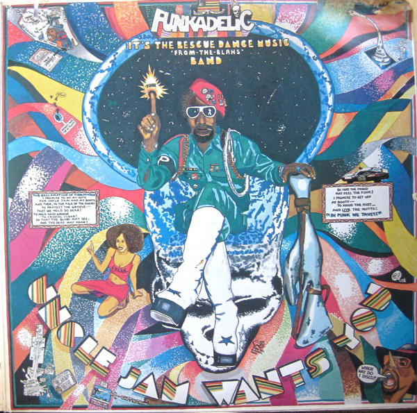 Funkadelic - Uncle Jam Wants You (1979)<br />'Freak of the Week'<br />'(Not Just) Knee Deep'<br />'Uncle Jam'<br />'Field Maneuvers'<br />'Holly Wants to Go to California'<br />'Foot Soldiers (Star Spangled Funky)'