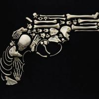 Művészet emberi csontokból