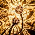 Kókusz lámpák