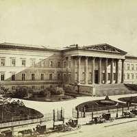 Az 1848-as forradalom emlékhelye - a Múzeumkert története