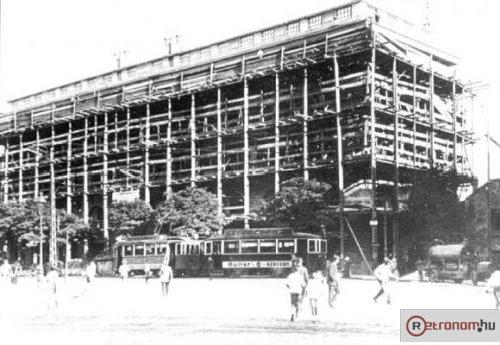 A Corvin az 1920-as években<br />Fotó: retronom.hu