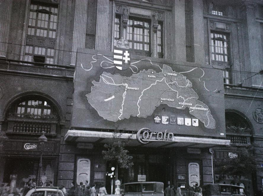 Corvin 1940<br />Foto: Fortepan / DOBÓCZI ZSOLT