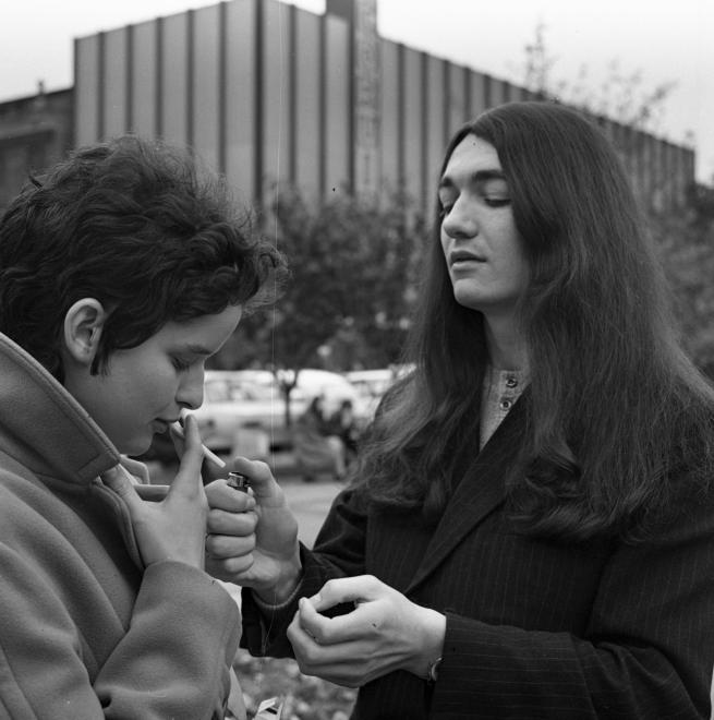 Corvin 1972<br />Fotó: Fortepan / URBÁN TAMÁS