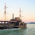 A Balaton legendás hajói