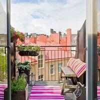 Rejtett kertek - városi balkonok, udvarok