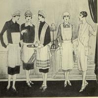Dolgozó nők - a '20-as évek konyhaforradalma