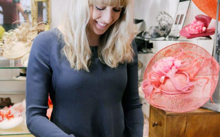 Jane Taylor - a királyi kalapkészítő