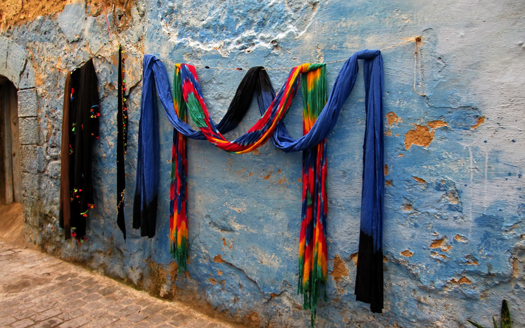 Marokkó, a komfortzónát feszegető világ