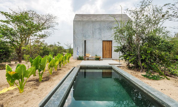 Kényeztető egyszerűség, avagy dizájn nyaralás Mexikóban