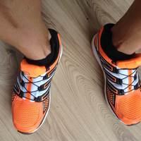 Salomon City Trail cipőteszt