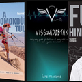 Új futós könyvek - Gamplett, Lubics, Sallai, Thuróczy (Sportkönyvkritika 9.)