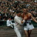 A múlt maratonjai kisfilmen