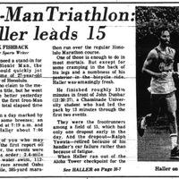 Ironman 35 éve