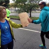 Fura futás Frankfurtban és Nairobiban