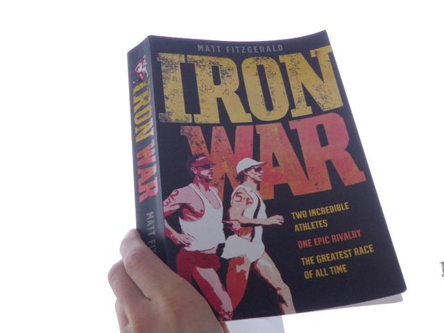 Kötelező irodalom - Iron War