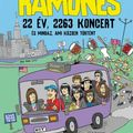 A Ramones menni Európa