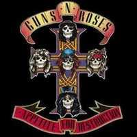 Adrianna hiteles nyögései, sikoltozásai a Guns N' Roses-számban