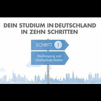 Továbbtanulás németországi egyetemen