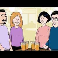 Bemutatkozás, családtagok bemutatása - videó