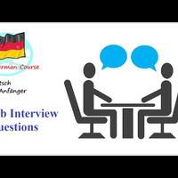 Németnyelvű állásinterjú