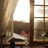 Nyitott ablak