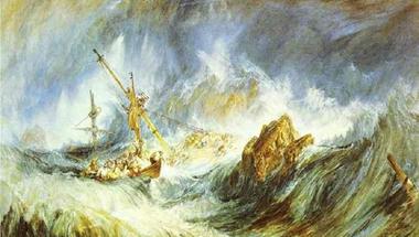 Turner – Egy vihar