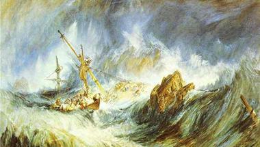 Turner és a vihar