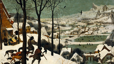 The Hunters in the Snow
