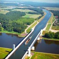 Magdeburgi vízi híd
