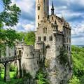 Lichtenstein kastély, Németország