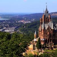 Drachenburg kastély