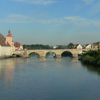 Regensburgi kőhíd