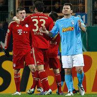 Robben a hajrában lőtte tovább a Bayernt