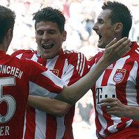 Gomez újra triplázott, a Bayern lehengerelte a Leverkusent