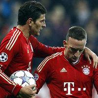 Ribéry kiállítását nem érezte meg a Bayern - sima győzelem
