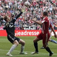 Egy félidő alatt eldöntötte a Bayern, és feljött a 3. helyre
