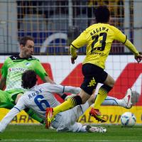 Nincs Götze? Van Kagava! Nyert a Dortmund, de élen marad a Bayern