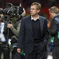 Schalke: egészségi okok miatt lemondott a kispadról Rangnick