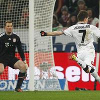 A Gladbach ismét legyőzte a Bayernt